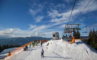 Особенности катания и список горнолыжных курортов Мурманска и области