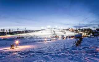 Горнолыжный отдых в Ленинградской области: особенности и список курортов