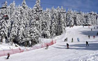 Популярные горнолыжные курорты Сербской Республики