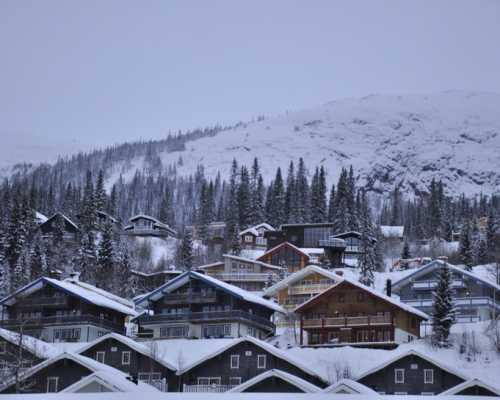 Горнолыжные курорты Швеции и их технические характеристики