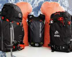 Рюкзак для сноуборда: конструкция и детали, особенности разных моделей, популярные бренды
