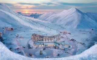 Особенности и достоинства горнолыжных курортов в Грузии