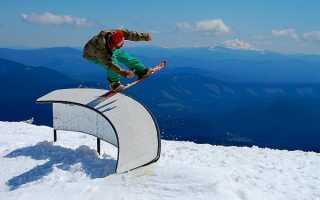 Горнолыжные курорты: сноубординг в России, популярные места для катания на сноуборде в Европе