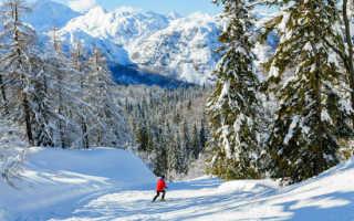 Горнолыжные курорты Словении: сезон катания и лучшие комплексы