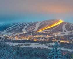 Норвежские горнолыжные курорты: регионы катания в Норвегии, список лучших