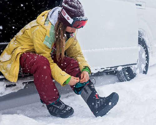 Сноубордические ботинки: выбираем правильно материал, виды креплений, жесткость, размеры