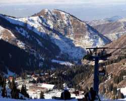 Казахстанские горнолыжные курорты — список лучших комплексов