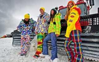 Комбинезон для сноуборда: фасоны и модели, выбор материала, популярные бренды