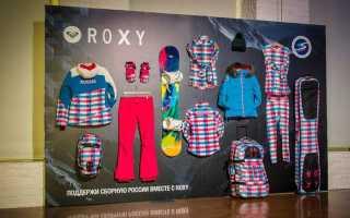 Одежда ROXY: коллекция горнолыжной одежды и аксессуаров для взрослых и детей