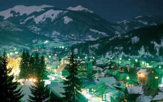 Где покататься на горных лыжах в Черногории — лучшие курорты
