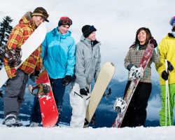 Защита в сноубординге: одежда и аксессуары для новичков и профессионалов