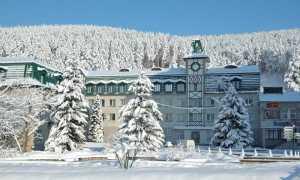 Горнолыжные курорты Алтая: когда начинается сезон, список лучших комплексов