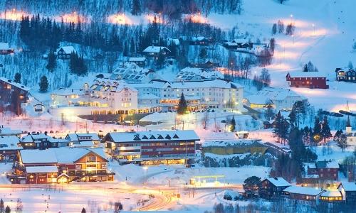 Гейло считается специализирующимся на сноукайтинге, но есть и трассы для горнолыжников