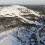 Салла предоставляет возможности для занятия горными и равнинными лыжами, слаломом, скоростным спуском
