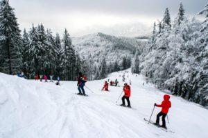 Синая - красивейший горнолыжный курорт