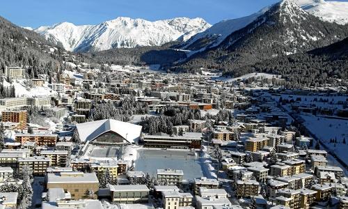 Город считается самым высокогорным в Европе - 1560 м над уровнем моря