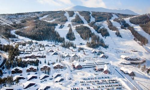 Горнолыжные курорты Норвегии располагают хорошо развитой инфраструктурой и отлично подходят и для опытных, и для начинающих лыжников