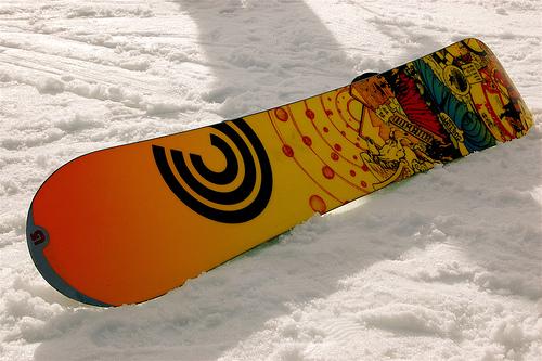 Сноуборд от фирмы Burton