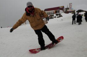 Easyflex мягкий сноуборд