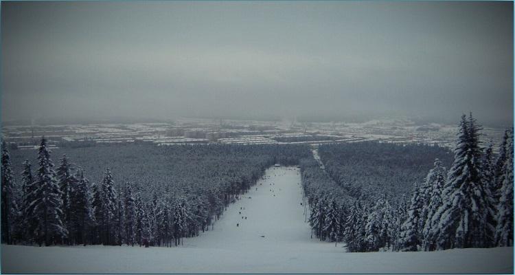 Отдых на горнолыжных курортах Челябинской области