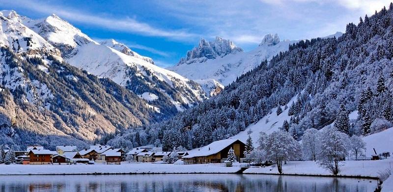 Курорты Алтая для горнолыжников