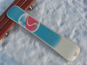 Сноуборд типа directional