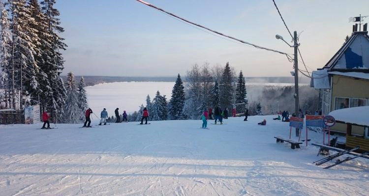 Отдых на горнолыжных курортах в Пермском крае
