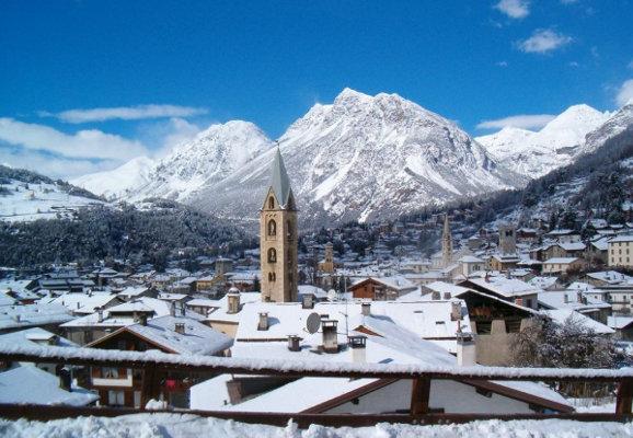 Кортина-д'Ампеццо в Италии