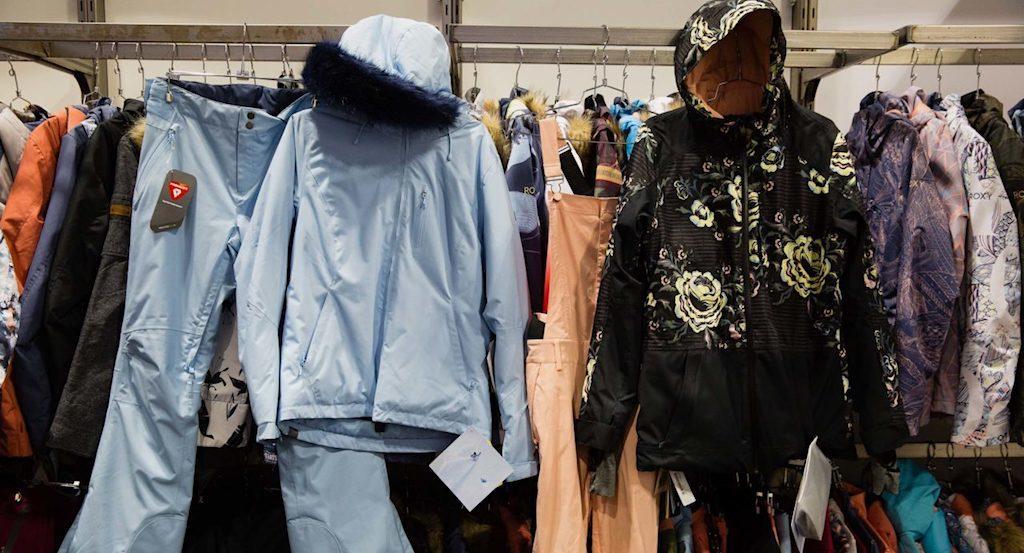 Куртки и одежда Roxy