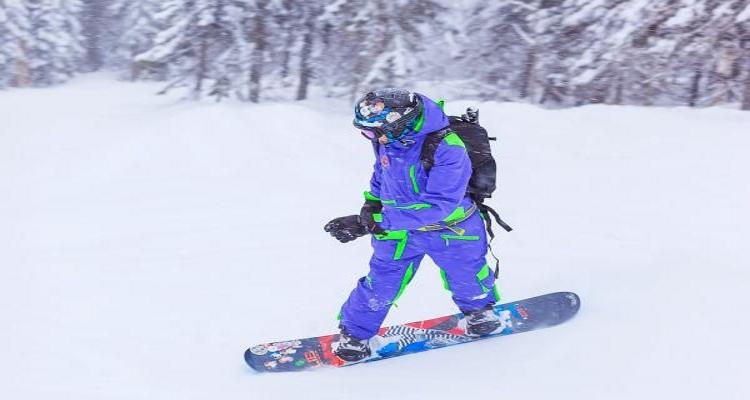 Комбинезон для сноубординга