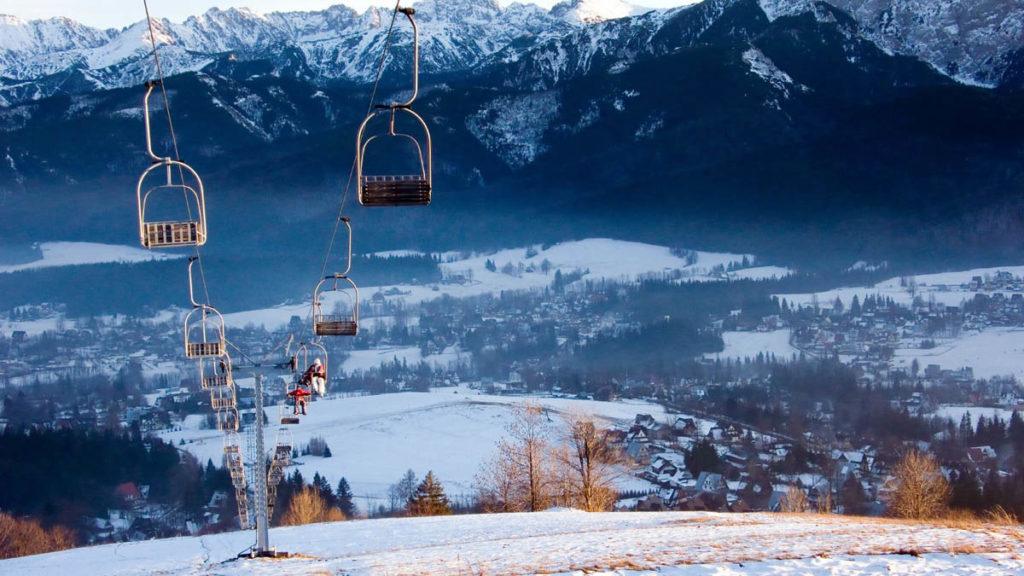 Висла привлекает туристов комфортабельными условиями катания и проживания на территории курорта