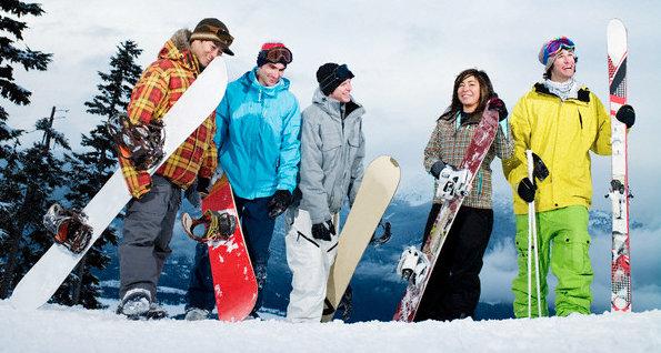 Защита для сноуборда