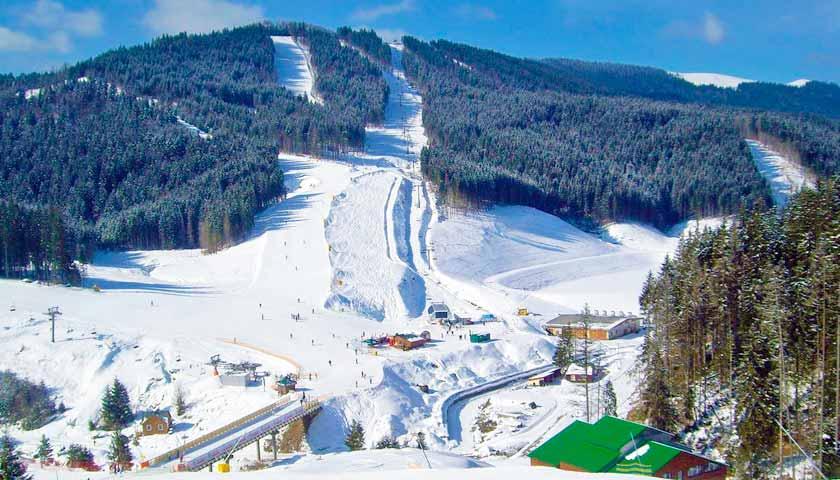 Курорты для горнолыжников
