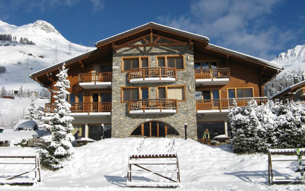 Популярность горнолыжных курортов