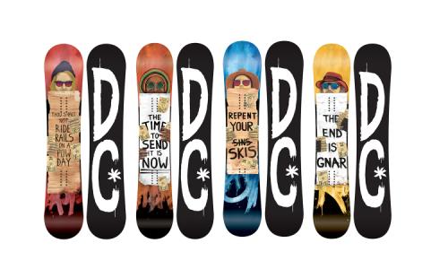 Из достоинств сноубордов можно выделить стилистику моделей