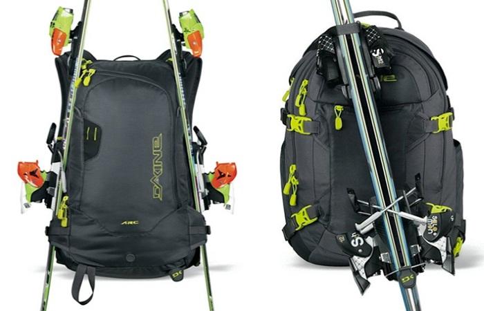 Модель рюкзака