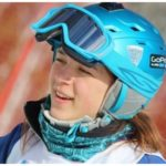 Мария Валова победитель в параллельном слаломе