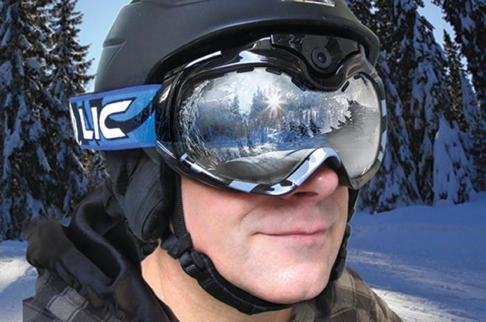 Сноубордическая маска