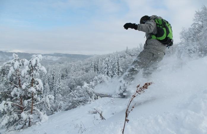 Казахстанские горнолыжные курорты