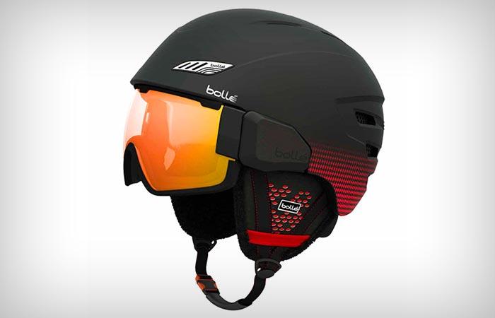 Шлем для горнолыжников