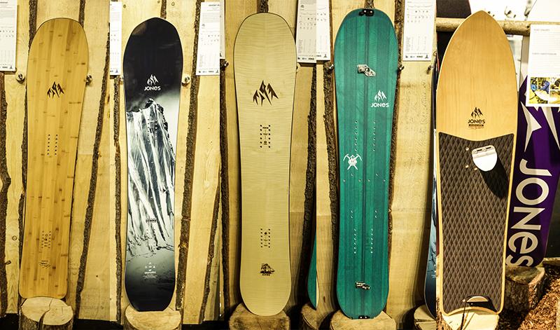 Женские сноуборды Jones Snowboards