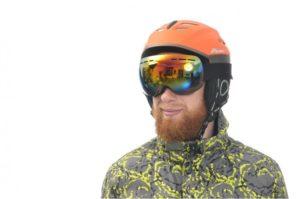 Горнолыжный шлем с регулировкой