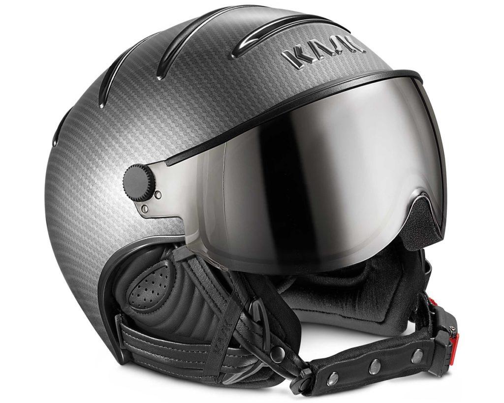 Шлем без козырька с очками