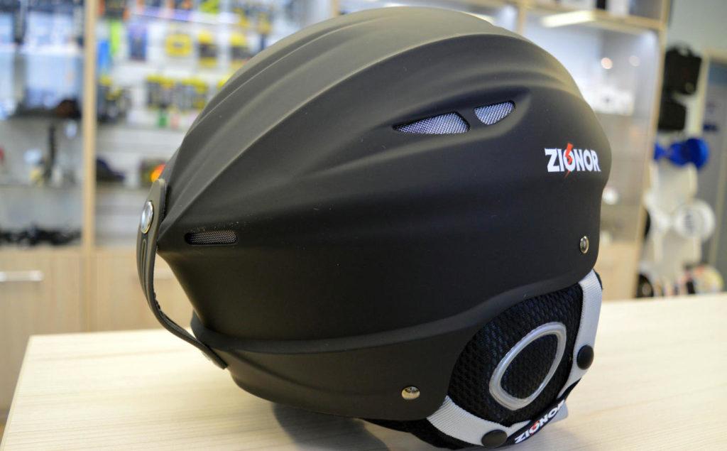 Вентиляция шлема