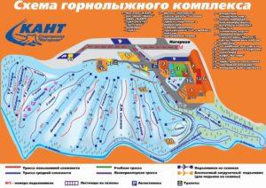 """Спортивный комплекс """"Кант"""""""