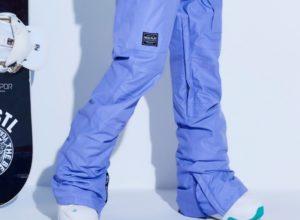 Удлиненные штанины
